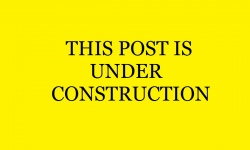 this post is under construction