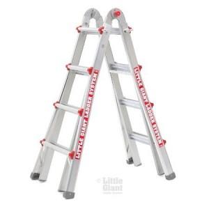 my little giant ladder