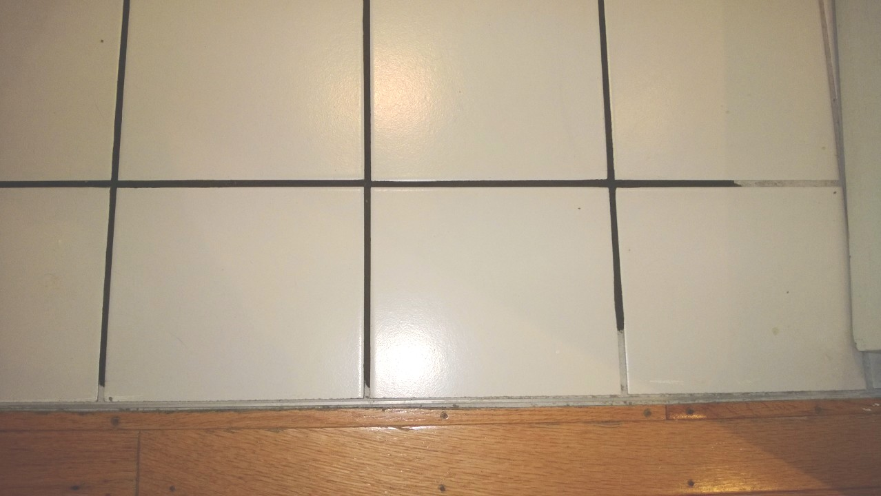 Regrouting Bathroom Tile – ORBITED BY NINE DARK MOONS