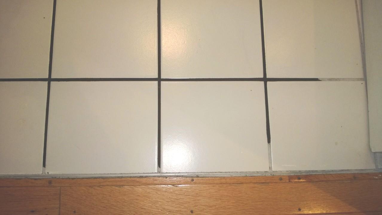 Regrouting Bathroom Tile – ORBITED BY NINE DARK MOONS