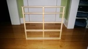 building a diy spice rack