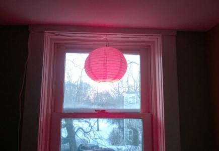 Upstairs Hall Lighting – Part 1