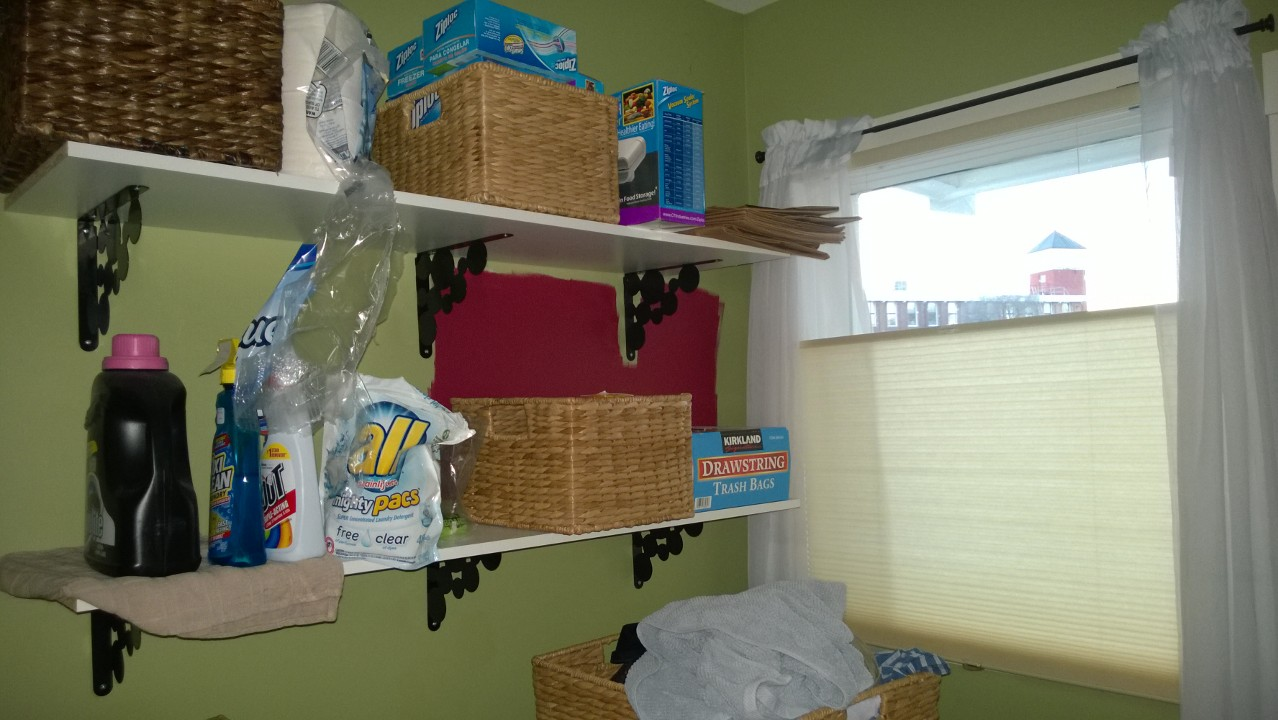 Laundry Room – Part 1