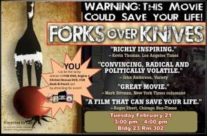 forks over knives vegetarian documentary movie