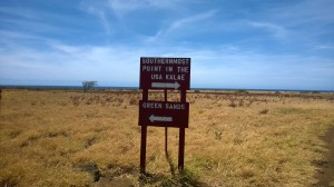 big island hawaii ka lae southernmost point in the us