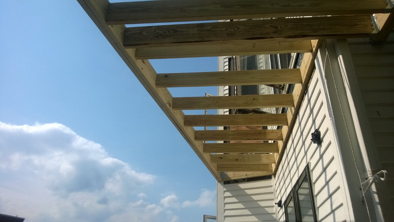 Deck – Part 1