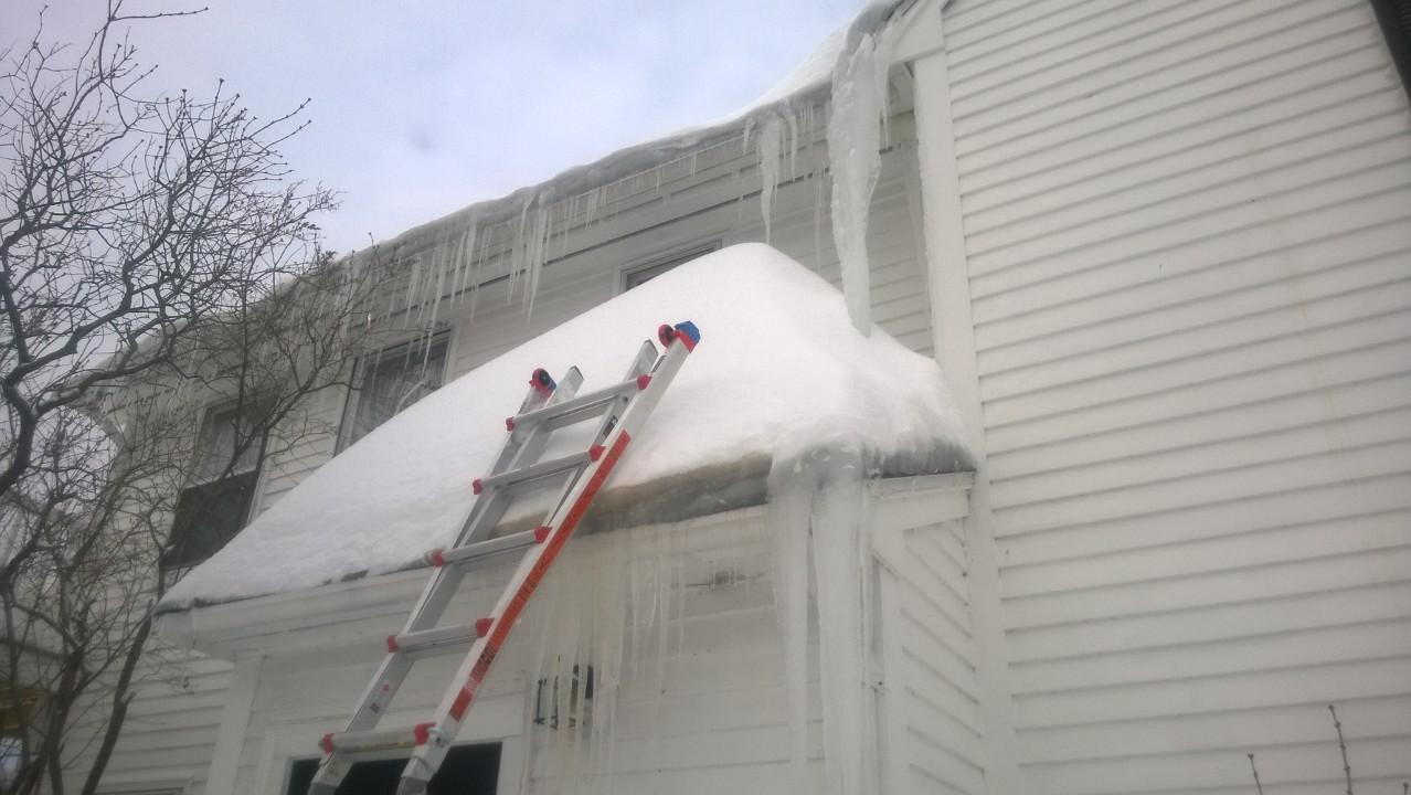 OMG Snow.