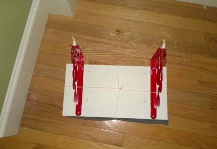 Downstairs Cat Platforms – Part 6