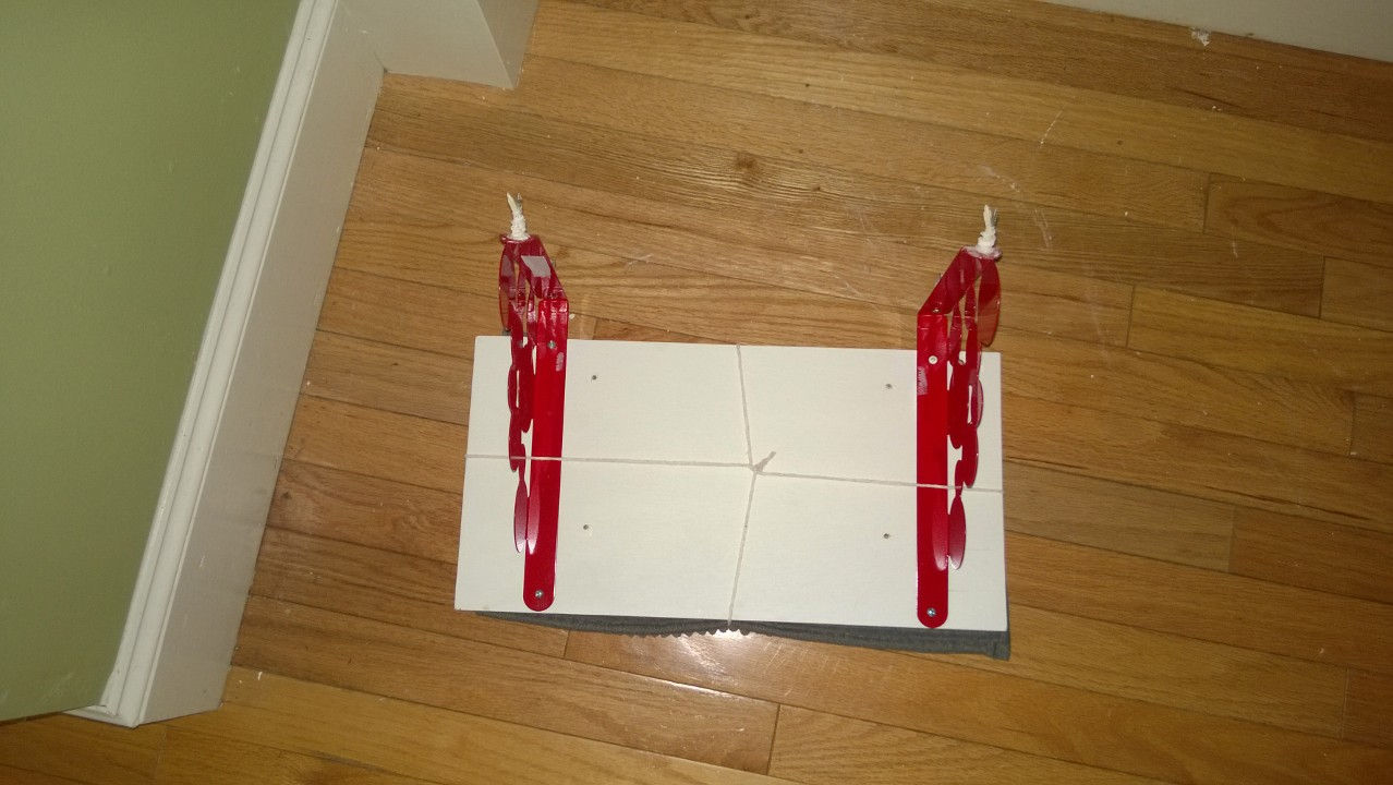Downstairs Cat Platforms – Part 6