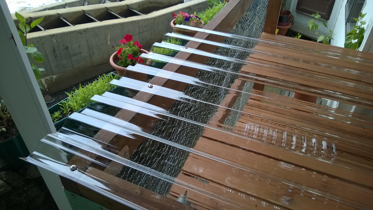 Outdoor Cat Enclosure Catio Part 10 Roof Orbited By Nine. Tuftex Polycarb  Greenhouse Example. Tuftex Polycarb Corrugated Polycarbonate Building Panels