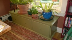 dining room file cabinet / sideboard / console
