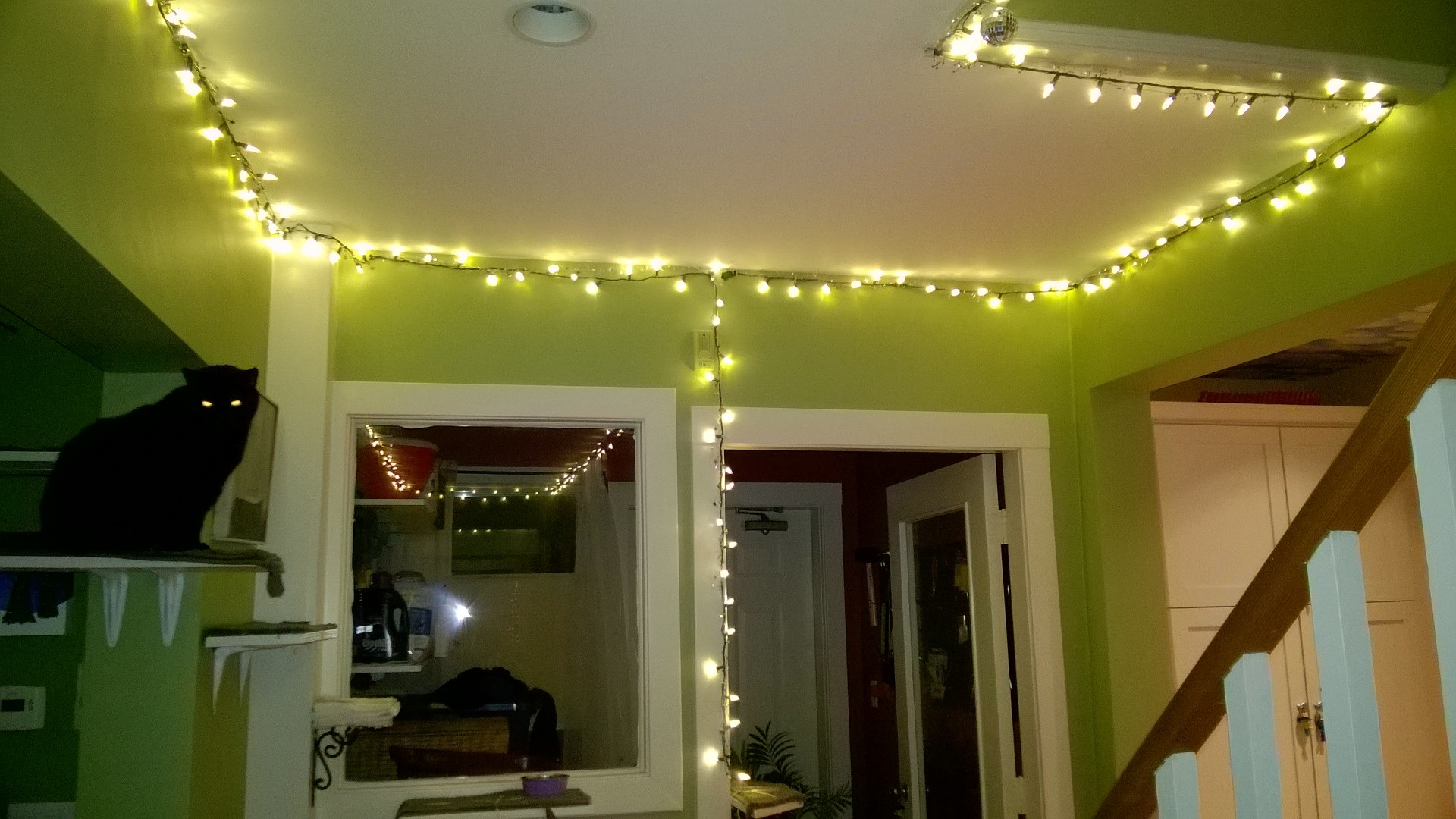 I Festived Up the House!