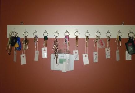 Key Rack!