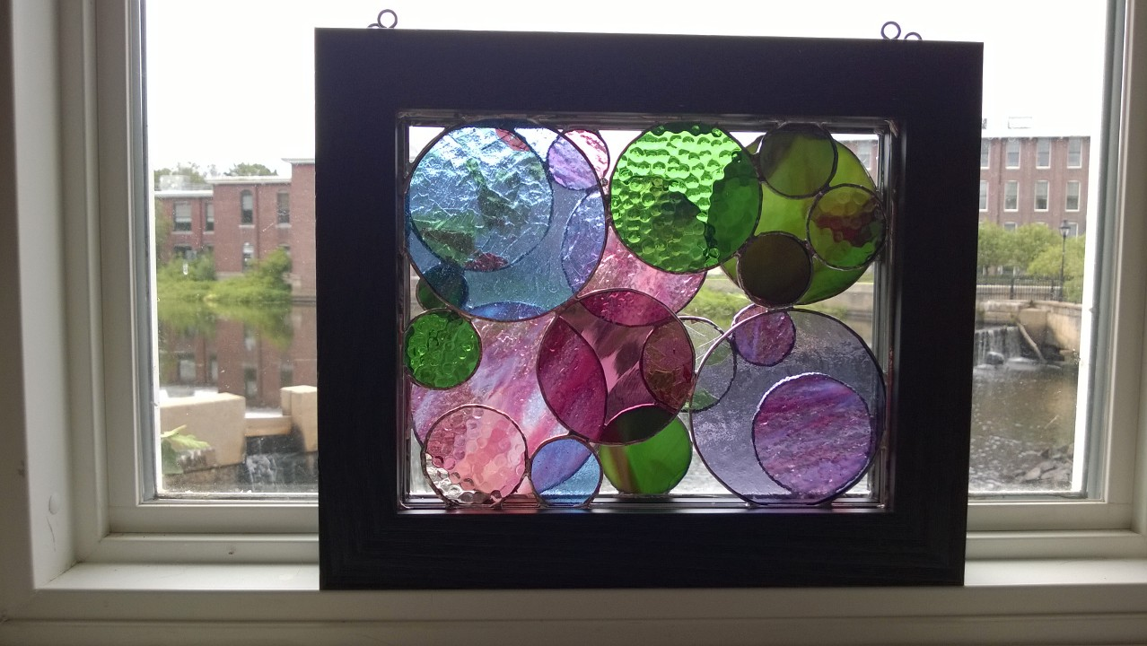 Stained Glass Circles – Part 3
