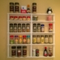 i crafted a diy spice rack