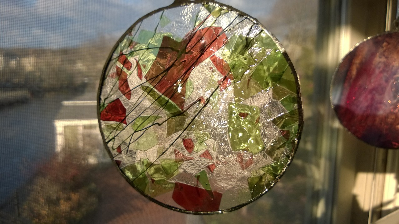Stained Glass Circles – Part 7