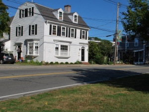 the front of our house on south main street in ipswich ma