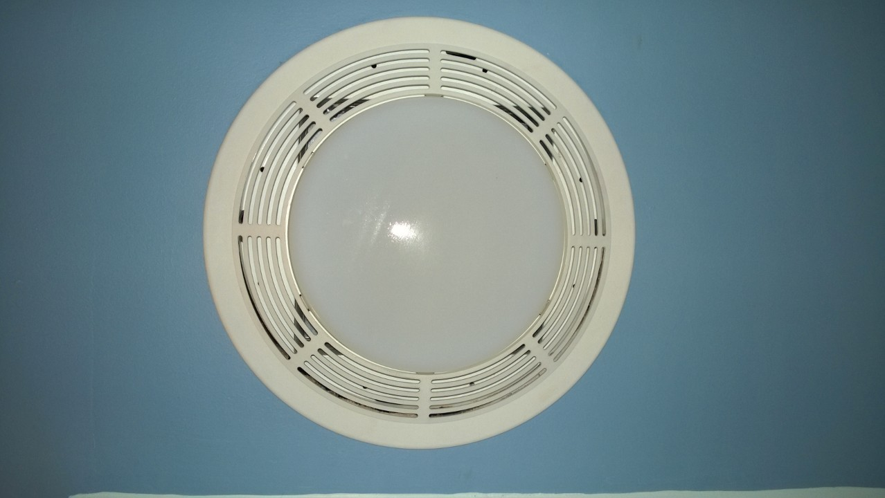 Fixing the Bathroom Fan – Part 1