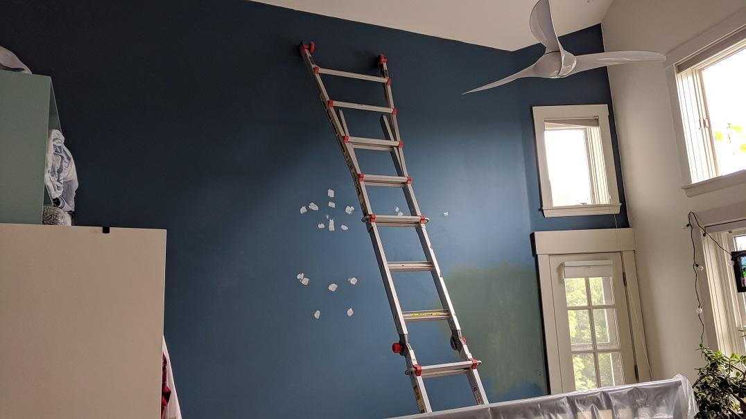 Bedroom Wall – Part 1
