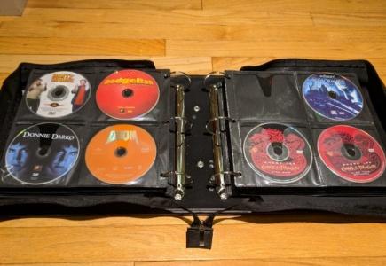 Furlough Project #6 – DVD Storage
