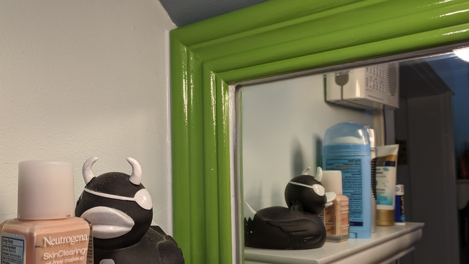 Bathroom Mirror Frame – Part 2