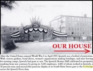 original ipswich riverwalk bridge 1917